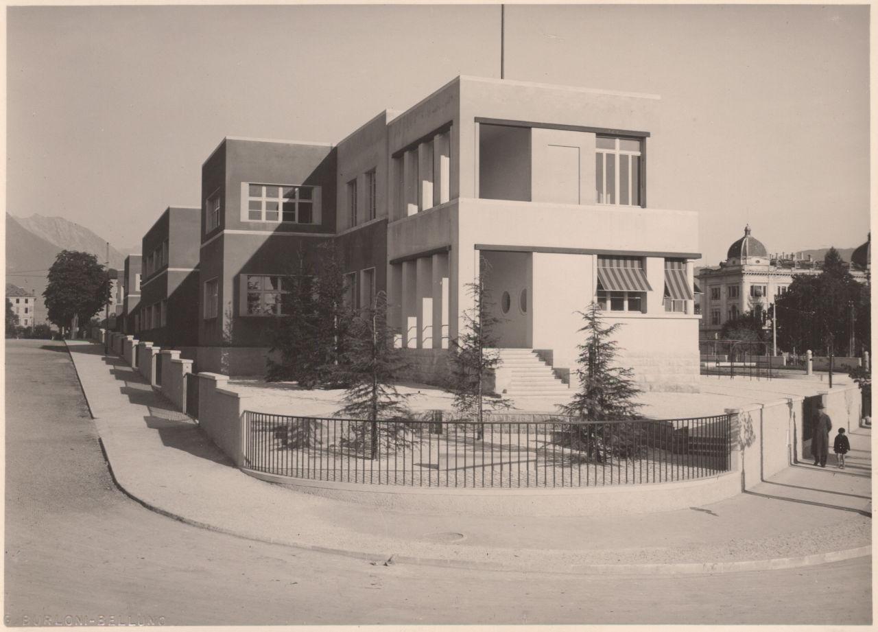 Scuole elementari A. Gabelli di Belluno.